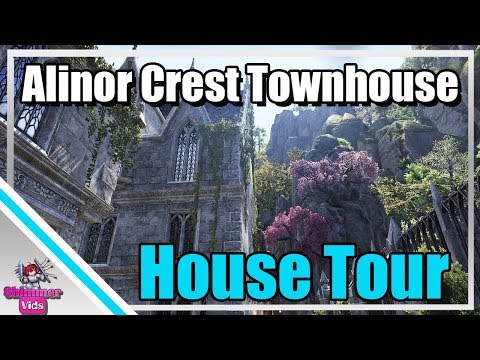 ESO: Alinor Crest Townhouse - House Tour