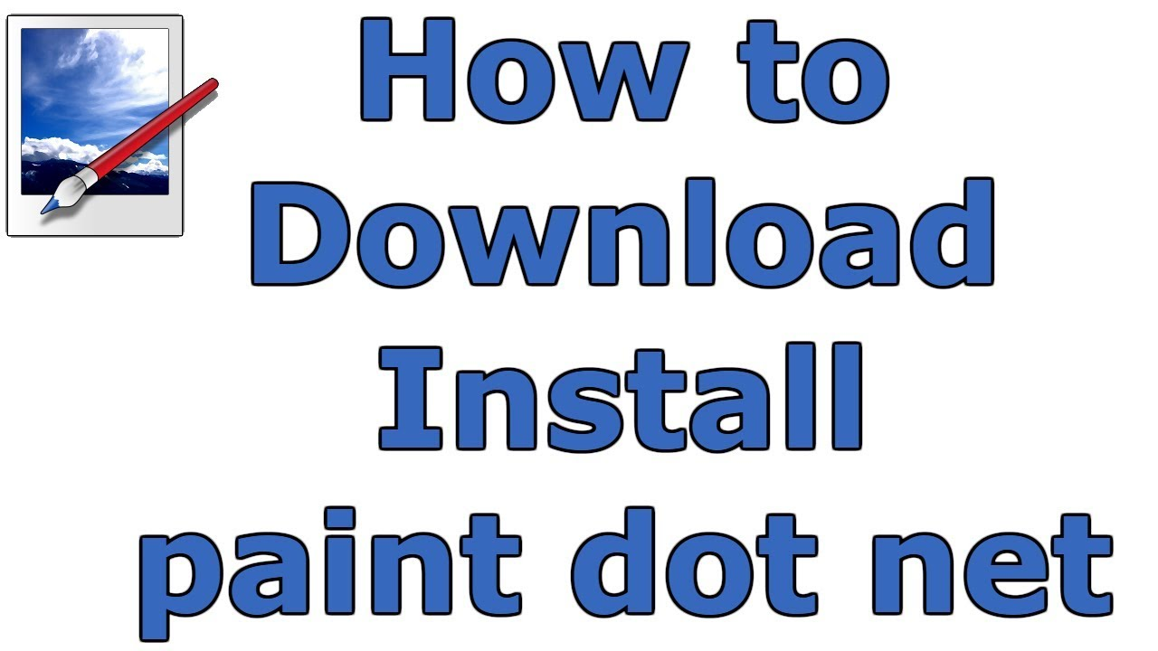 how to get paint.net for free 2018