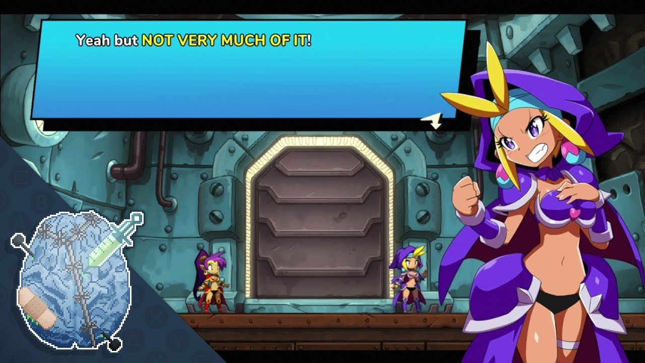 Shantae and the Seven Sirens - Part 8: Smart Investing