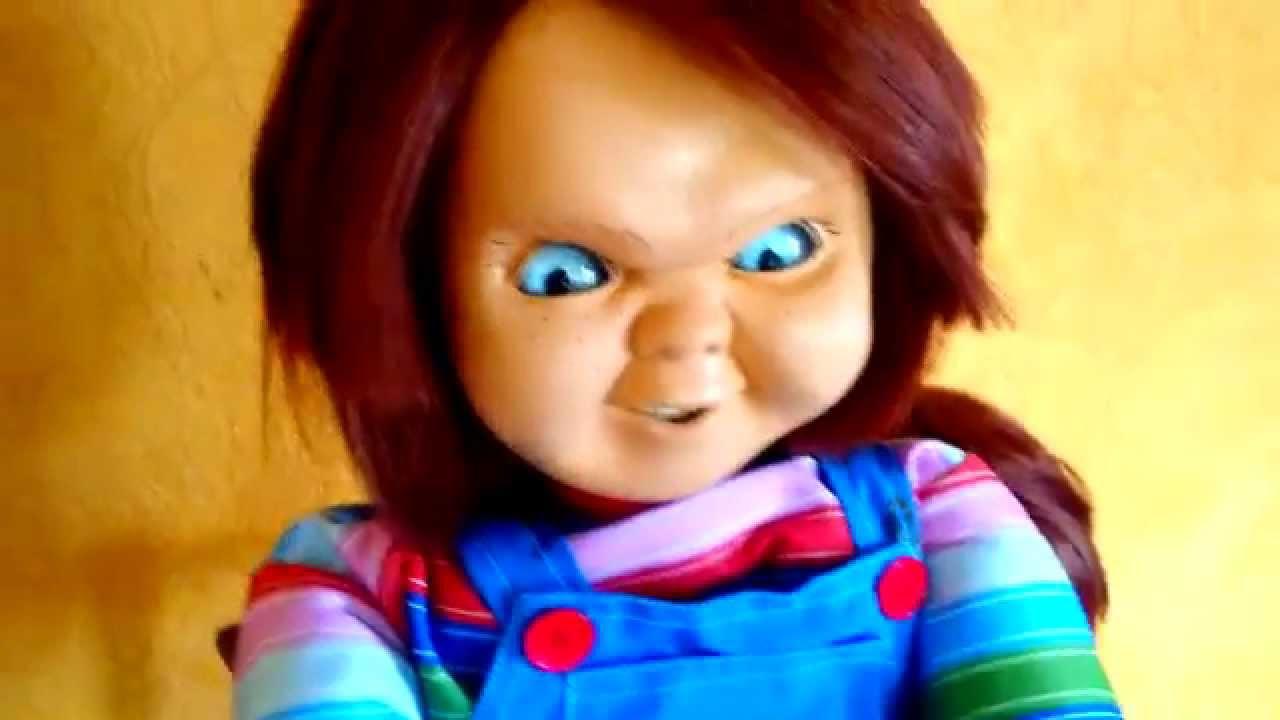 Chucky Life Size Talking Doll Clean Version Tenoch Art