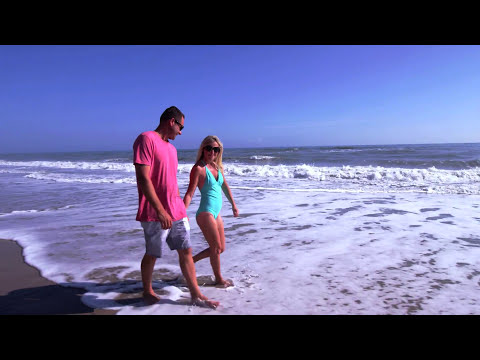 Beaches For Couples on Florida's Space Coast