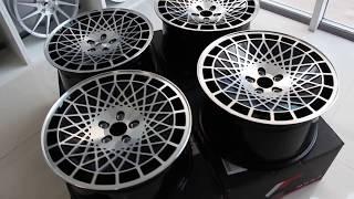 Диски Japan Racing jr14 wheels oldschool classic stance vw golf audi skoda ronal mtechnica turbo
