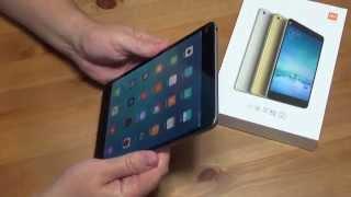 Xiaomi Mi Pad 2. Распаковка, производительность и первые впечатления(, 2015-12-02T13:52:57.000Z)
