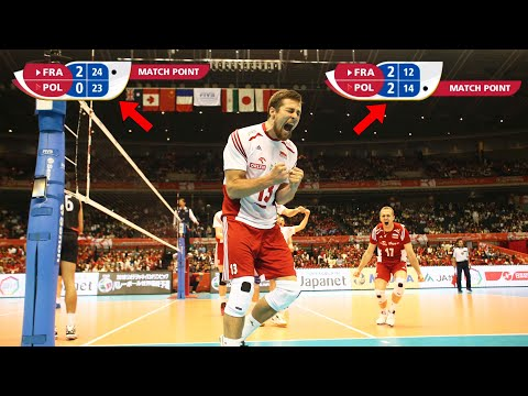 This is the Greatest Comeback in Volleyball History (HD)