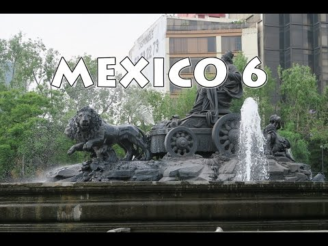 Coyoacán, Condesa y Roma | MEXICO #6