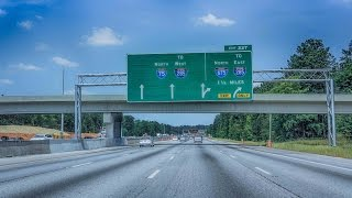 15-05 Atlanta: I-75 North to I-675 North