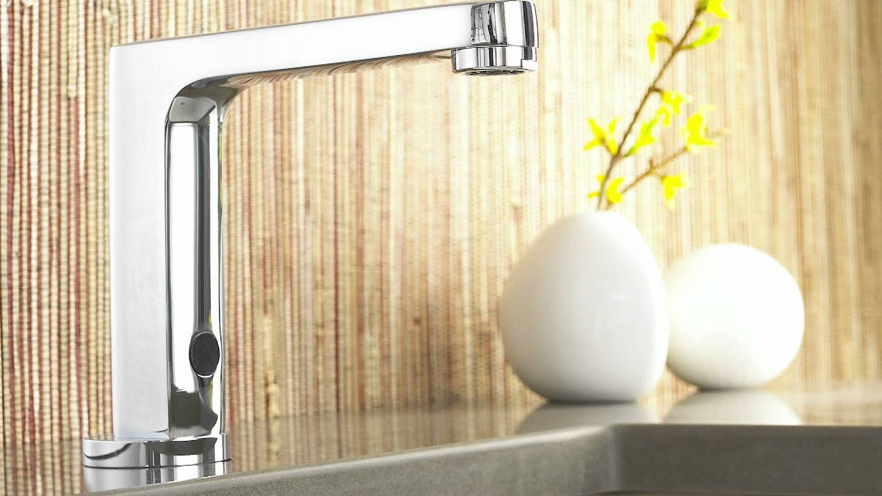 Faucets: Moments Faucet with Selectronic Technology by American ...