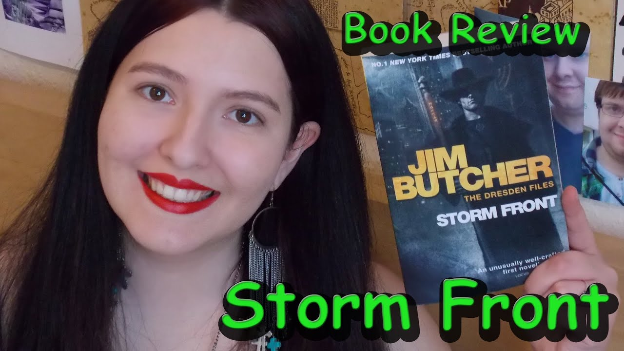 Storm Front (review) By Jim Butcher