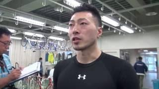 新田祐大(30)が守沢太志(31)とワンツーを決め、思いを語った。...