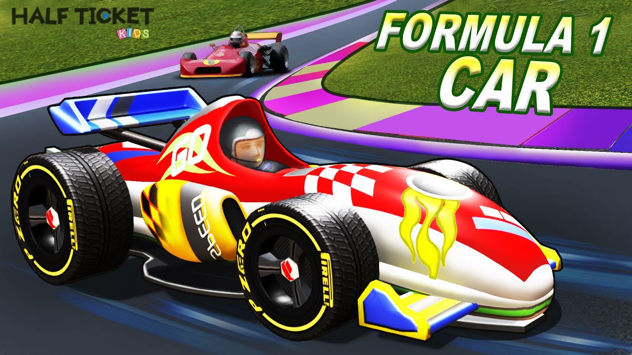 Sports Cars For Kids Racing Cars Formula Cars For Kids