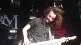 Alestorm - Back Through Time - Pirate Metal Live in Holland