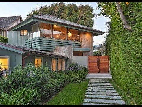 Leonardo DiCaprio House - European House Stye with Beautiful View in Malibu