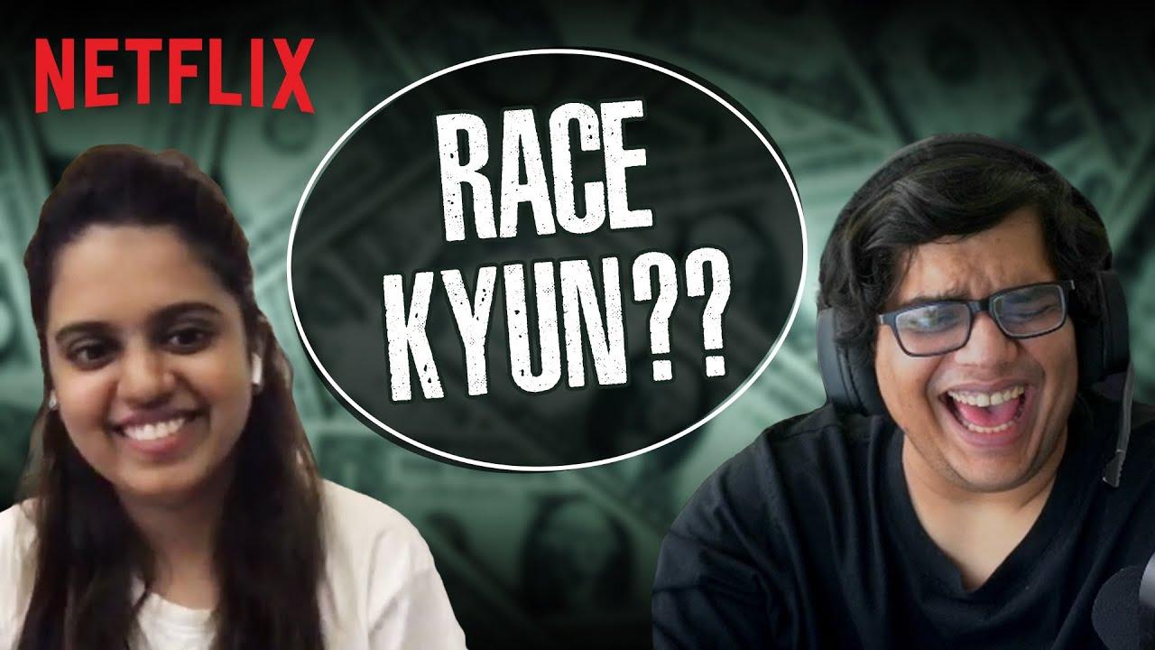 Download @Tanmay Bhat Reacts To Race 2 ft. Aishwarya Mohanraj | Netflix India