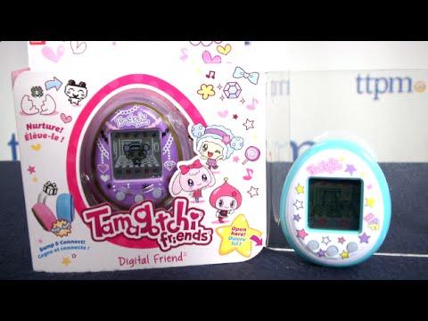 Tamagotchi Friends from Bandai America
