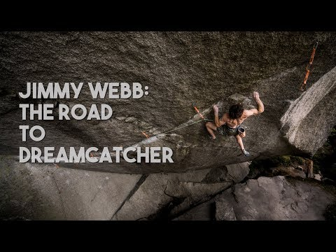 Jimmy Webb: Dreamcatcher(9a/5.14d)