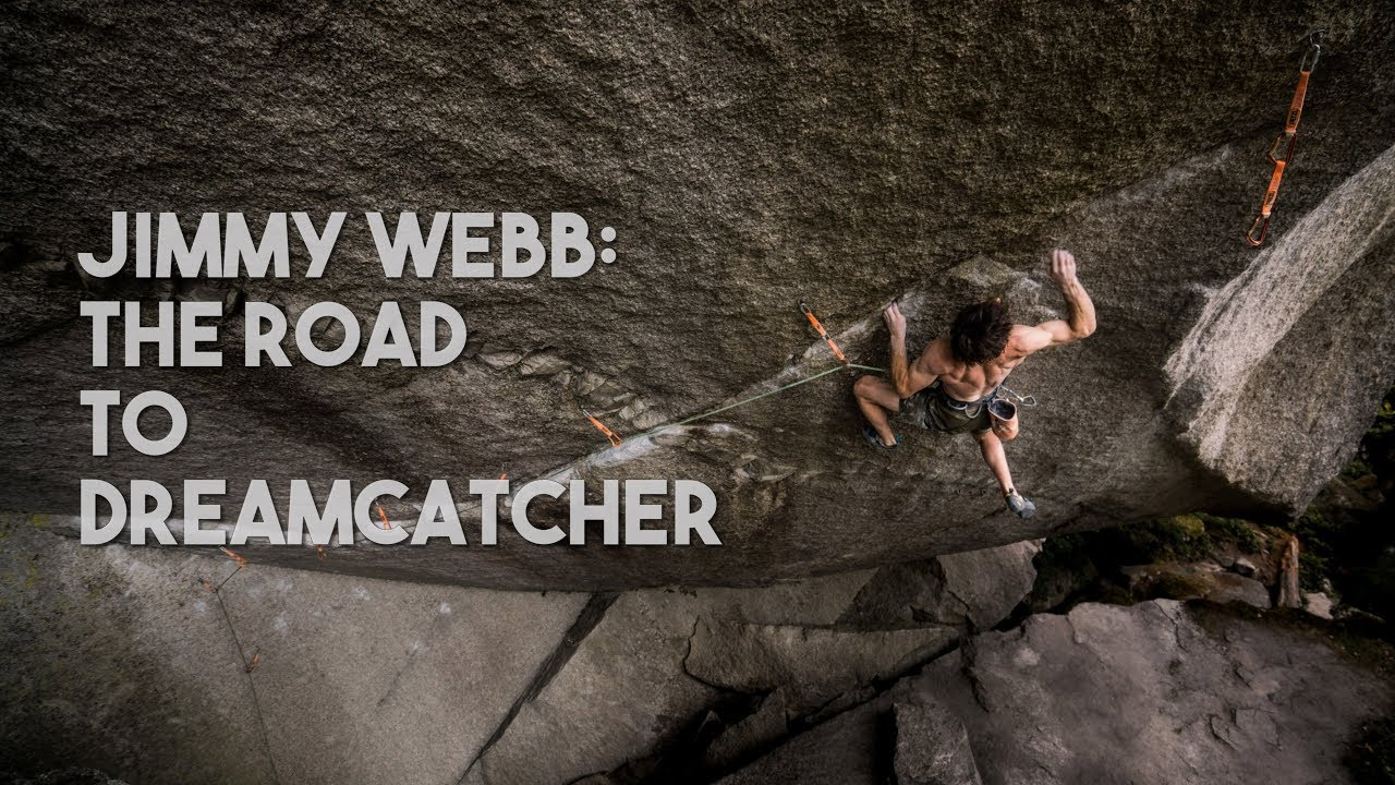Jimmy Webb: Dreamcatcher (9a/5.14d)