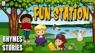 Fun Station - Rhymes & Stories - Kids Learning Made Fun