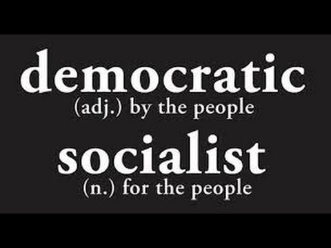 Bman Rants - Socialism is NOT the Same as Social Democracy