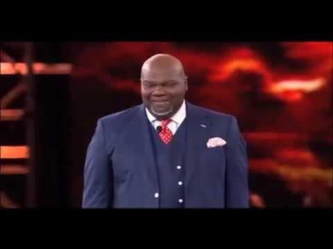 Pastor T.D. Jakes on Born Again #WTAL 2013