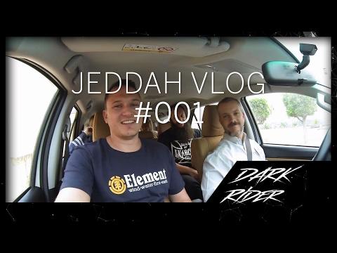 Jeddah Vlog 001 | First Day of Work