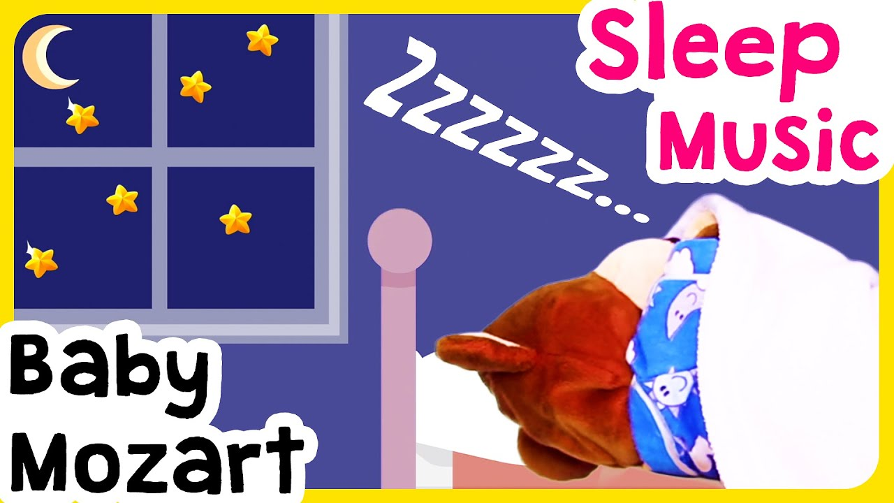 BEDTIME MUSIC for TODDLERS | Baby Mozart | Baby Sleep ...