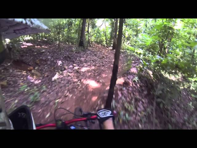 ID MTB: Volcano MTB DH trail, Gn. Pinang, Serang, Banten - 1 Feb 2014 Travel Video