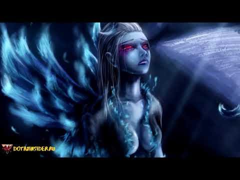VENGEFUL SPIRIT история героя Дота 2. Венга биография персонажа Dota 2