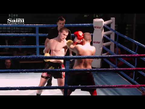 Mohamed ADAM VS Mensur MURIC 02.04.2016