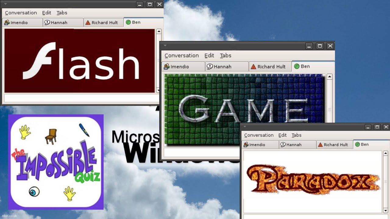 Flash Games Quiz