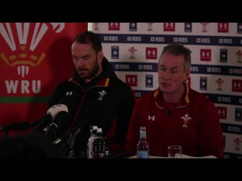 Rob Howley praises the Welsh back row