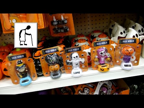 The 2019 Halloween Solar Wobblers from Poundland 190828