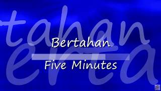 Download lagu Five Minutes Bertahan KARAOKE HD