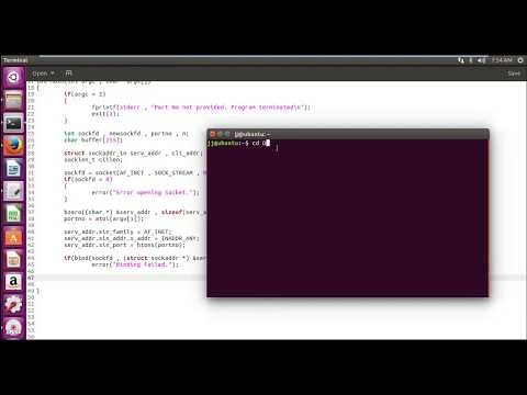 Code the Server  Part 1 | Socket Programming | Tutorial No 4