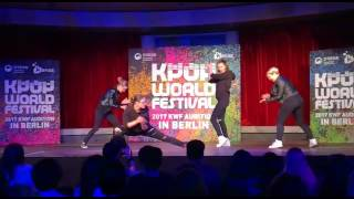 (Kpop World Festival Berlin 2017) Seventeen - Highlight (Pla:net Finale) mp3
