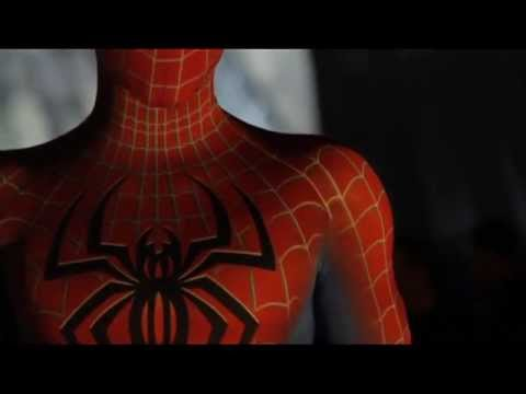 Creation of the Spider-Man Costume - SPIDER-MAN TURN OFF THE DARK