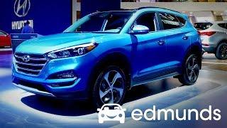 2017 Hyundai Tucson Expert Rundown