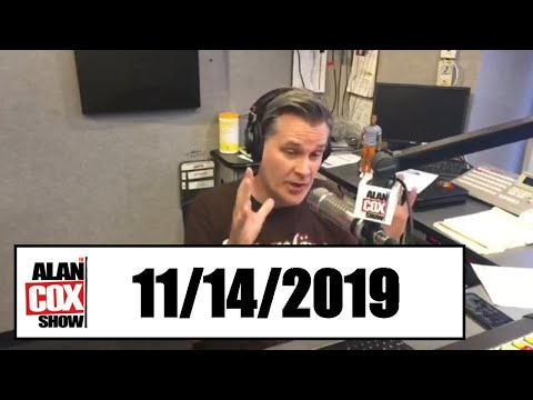 The Alan Cox Show - The Alan Cox Show (11/14/2019)