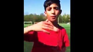 dummer junge beleidigt youtuber