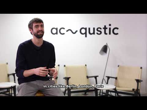 ESADE Innovators: Meet Esteve Lombarte, CEO & Founder Of Acqustic