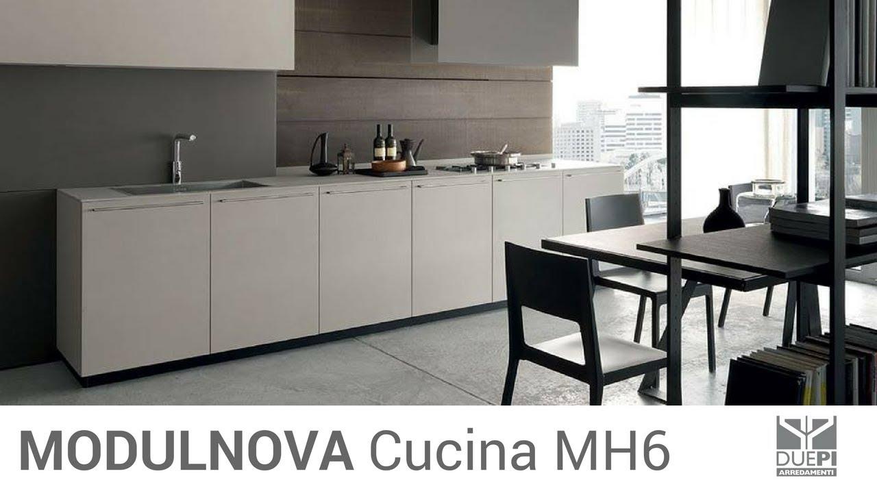 Stunning cucina modulnova mh showroom cosenza arredamenti duepi with modulnova cucine - Piano cucina kerlite ...