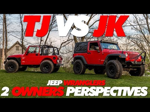 Jeep TJ vs JK | Both Owners Perspectives