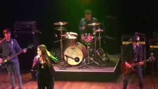 MATT SORUM shredding KASHMIR on drums at SHREDFEST 5 at HOUSE OF BLUES SUNSET 4/13/2013