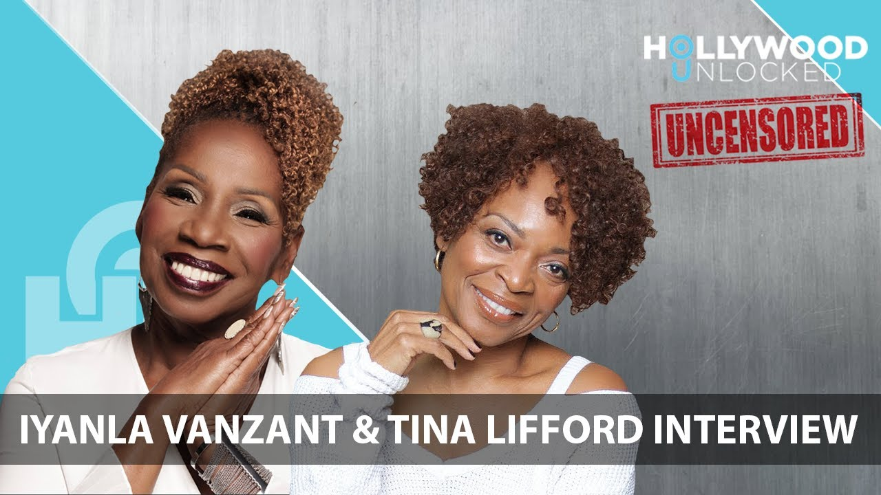 Iyanla Vanzant on How We're All Trump & Response to Oprah Falling on Hollywood Unlocked [UNCENSORED]