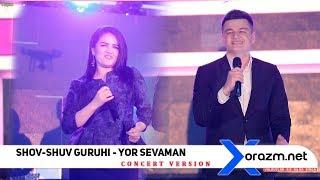 VIA Shov-Shuv - Yor Sevaman (concert version)