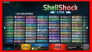 ShellShock Live - SHOOTING ALL WEAPONS! (PART 1) [1080p 60FPS]