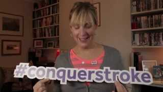 Mel Giedroyc supports World Stroke Day Thumbnail