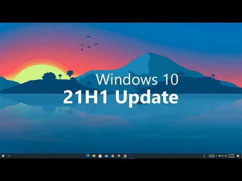Download 3 Ways To Get Windows 10 21H1 Update & What's New