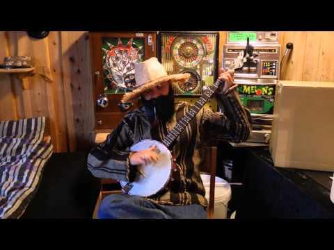 Happy Birthday Clawhammer Banjo