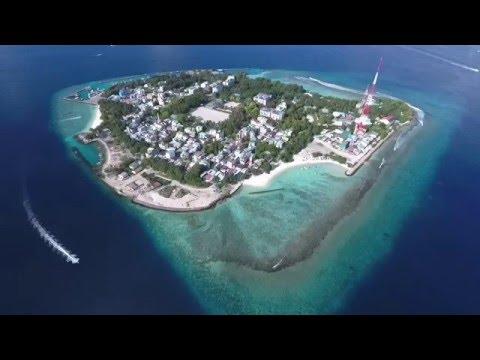 Villingili Island, Maldives