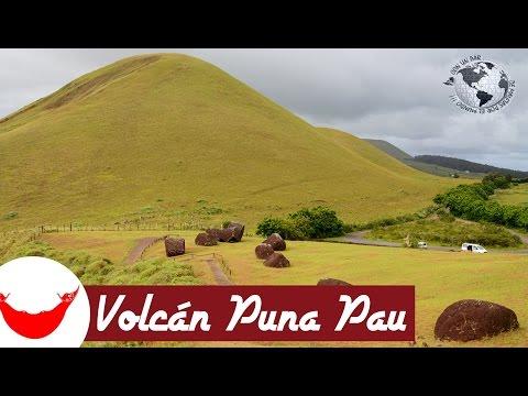 isla-de-pascua-videoguía,-13-volcán-puna-pau.-easter-island,-chile-2015